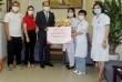 Tổng cục Du lịch Hàn Quốc tiếp sức và chia sẻ với đội ngũ y, bác sĩ Việt Nam chống dịch covid-19 ở tuyến đầu