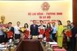 Bộ trưởng Đào Ngọc Dung trao Quyết định bổ nhiệm cho 6 cán bộ lãnh đạo cấp Vụ