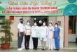 50.000 sản phẩm dinh dưỡng được Vinamilk Colosgold trao tặng cho con em y bác sĩ tuyến đấu