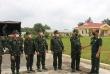 Lữ đoàn 75 đón cán bộ chiến sĩ hoàn thành nhiệm vụ giúp dân trở về đơn vị