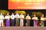 TP.HCM: Truy tặng danh hiệu Bà Mẹ Việt Nam anh hùng đợt 41 đối với 14 mẹ