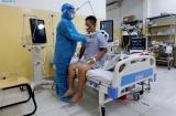 Bệnh viện 1A: Tập phục hồi chức năng cho bệnh nhân sau Covid -19