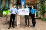 Gần 500 ngàn túi an sinh đã được trao trực tiếp tới người dân bị ảnh hưởng bởi dịch bệnh