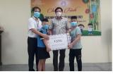 Hà Nội tặng quà cho trẻ em có hoàn cảnh đặc biệt tại các cơ sở Bảo trợ xã hội nhân dịp Trung thu
