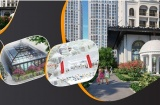 Tòa nhà chung cư cao tầng HH3 dự án The Jade Orchid mang thương hiệu Vimefulland chính thức đủ điều kiện bán hàng