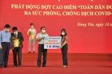 Nestlé Việt Nam tiếp sức dinh dưỡng phòng, chống dịch Covid - 19