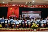 Huyện Giao Thủy: Quan tâm chăm lo cho các đối tượng bảo trợ xã hội