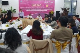 150 gian hàng tham gia Hội chợ làng nghề và sản phẩm OCOP Việt Nam năm 2020