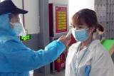Giãn mật độ công nhân trong điểm dịch Bắc Giang