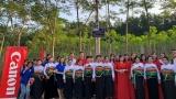 """Canon Việt Nam khánh thành và bàn giao Công trình """"Thắp sáng đường quê 2020"""""""