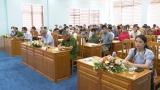 Hội nghị tư vấn, định hướng nghề nghiệp cho người chấp hành xong án phạt tù tại Quảng Ninh