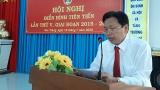 Mã Chí Thanh - Người cán bộ tiêu biểu của ngành LĐ-TB&XH Sóc Trăng
