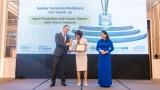 """10 doanh nghiệp Việt Nam đoạt giải """"Thực hiện Nguyên tắc trao quyền cho phụ nữ"""" 2021"""