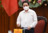 Thủ tướng Chính phủ yêu cầu không lơ là, nêu cao ý thức vì sức khỏe cộng đồng...