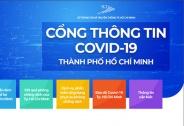 TPHCM: Ra mắt Cổng thông tin COVID-19