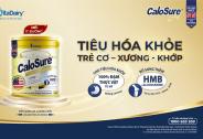 CaloSure Gold mới công thức cải tiến ít đường, tốt cho cơ xương khớp