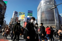 Nhật Bản kêu gọi làm việc từ xa để hạn chế dịch COVID-19 lây lan