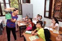 Trung tâm Thụy An (Hà Nội) phục hồi chức năng cho gần 2.300 trẻ khuyết tật