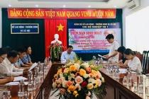 Đảng ủy Sở Lao động - Thương binh và Xã hội Quảng Trị triển khai thực hiện Chỉ thị số 05-CT/TW trong năm 2021