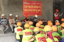 Hải Phòng: Nghiêm túc thực hiện công tác an toàn, vệ sinh lao động tại Công ty Cổ phần Xây dựng GM