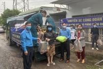 Hơn 120.000 lao động ở Bà Rịa – Vũng Tàu phải ngừng việc do dịch bệnh Covid-19