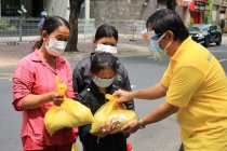 Xuất cấp trên 4.000 tấn gạo hỗ trợ người dân gặp khó khăn do đại dịch