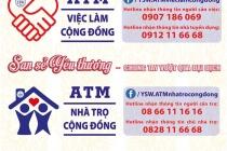 """Phát động chương trình """"ATM  việc làm cộng đồng"""" và """"ATM phòng trọ cộng đồng"""" tại TP. Hồ Chí Minh"""