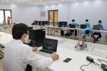 """Các cơ sở giáo dục nghề nghiệp tổ chức học tập theo mô hình """"3 tại chỗ"""""""