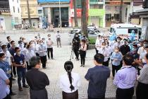 TPHCM: 115 tình nguyện viên các tôn giáo hỗ trợ tuyến đầu phòng chống dịch