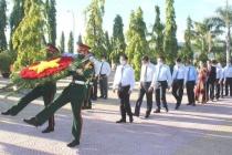Khánh Hòa: Chú trọng thực hiện công tác mộ, nghĩa trang liệt sĩ và các hoạt động đền ơn đáp nghĩa