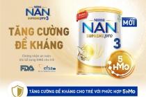 Nestlé Việt Nam ra mắt sản phẩm mới NAN SUPREME PRO 3 giúp trẻ tăng cường sức đề kháng