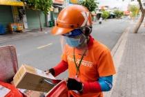 Shopee nỗ lực giao hàng trong mọi tình huống giãn cách tại Thành phố Hồ Chí Minh và các khu vực khác trên cả nước