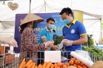 Gần 2,4 triệu lượt người, hộ gia đình khó khăn ở Hà Nội đã được hỗ trợ