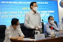 TPHCM tiếp tục giản cách theo chỉ thị 16 dự kiến đến cuối tháng 9