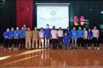 Sinh viên Cao đẳng nghề Yên Bái tham gia cuộc thi ý tưởng khởi nghiệp