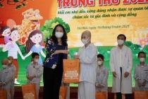 Phó Chủ tịch nước Võ Thị Ánh Xuân thăm, tặng quà bệnh nhi nhân dịp Tết Trung thu