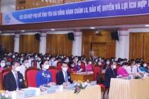 Khai mạc Đại hội đại biểu phụ nữ tỉnh Yên Bái lần thứ XVI