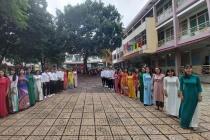 Trường Trung cấp Đắk Lắk gắn các mục tiêu chiến lược với công tác môi trường