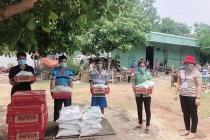 TPHCM: Hơn 2.200.000 túi an sinh đã được chuyển đến người dân trên địa bàn