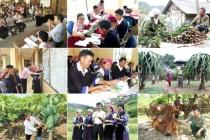 Nhiệm vụ trọng tâm giảm nghèo bền vững thời gian tới