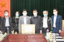 Trung tâm Bảo trợ xã hội tổng hợp tỉnh Nam Định thực hiện tốt chính sách về trợ giúp xã hội