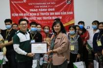 Tinh thần xung kích của Đoàn Thanh niên Vietcombank Hà Nội trong công tác phát triển Đảng bối cảnh COVID-19