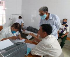 """""""Tổ ấm tình thương"""" của nạn nhân chất độc da cam Nam Định"""