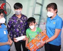 Trợ giúp kịp thời trẻ em mồ côi do đại dịch COVID-19