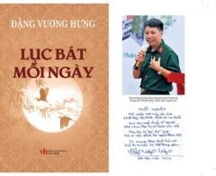 """Phát hành online tác phẩm """"Lục bát mỗi ngày"""" của nhà thơ Đặng Vương Hưng"""