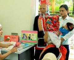 Innovative interventions to reduce maternal mortality in ethnic minority regions in Vietnam
