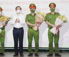 Bắc Ninh: Phòng ngừa, đấu tranh hiệu quả với tội phạm và tệ nạn ma túy
