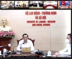 Recover and develop labour market on post COVID-19 pandemic: Minister Dao Ngoc Dung
