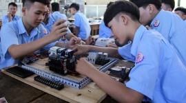 Các cơ sở giáo dục nghề nghiệp đào tạo theo đơn đặt hàng của doanh nghiệp