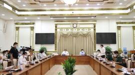 TP.HCM tiếp tục giãn cách xã hội theo Chỉ thị 15 thêm 2 tuần lễ